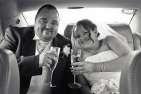 Wedding Photography from Johnstown House Hotel