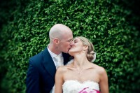 Emma and Eoin at their Foxrock Wedding in Dublin