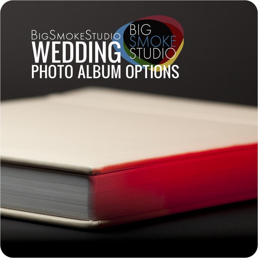 BigSmokePhotoAlbum 19 Wedding Albums