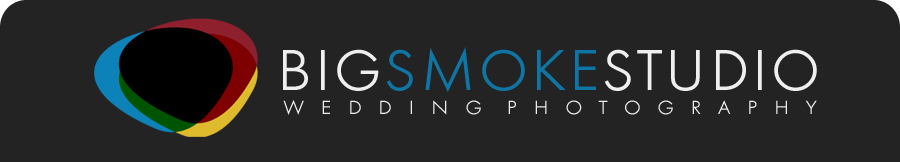 BigSmokeStudio Wedding Photography logo